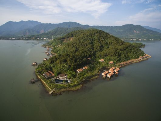 Aеrial, Vedana Resort Vietnam