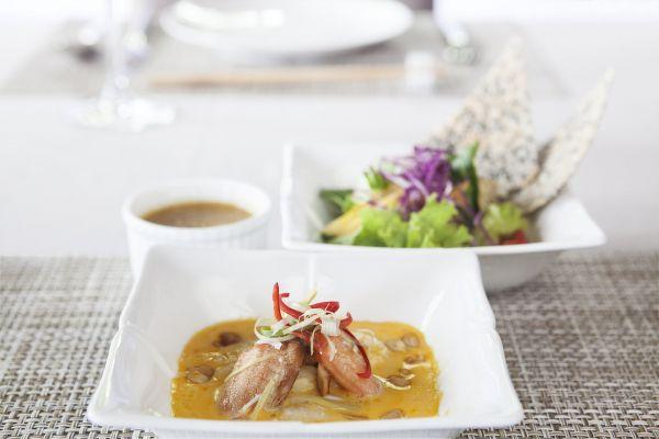 Food, Vedana Resort Vietnam