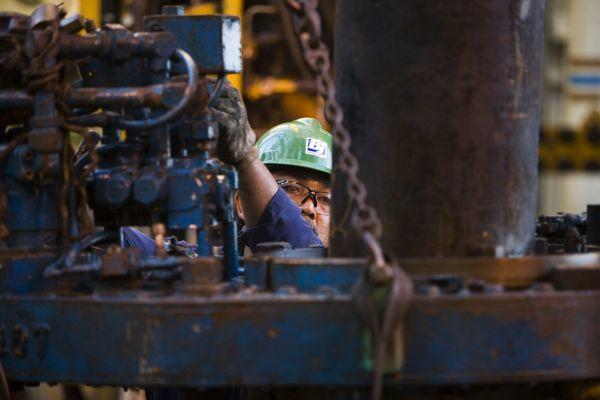 Talisman, Oil exploration platform, South China Sea