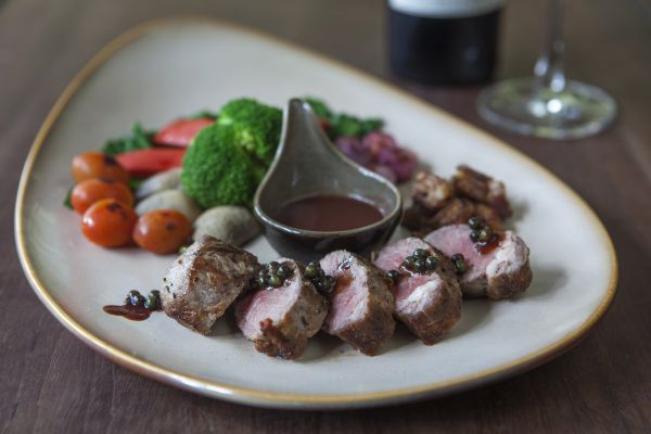 Food, Pilgrimage Resort Vietnam